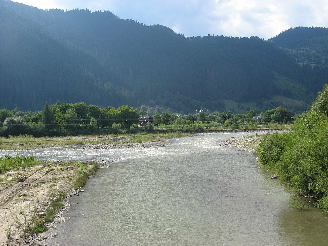 Річка Путилка