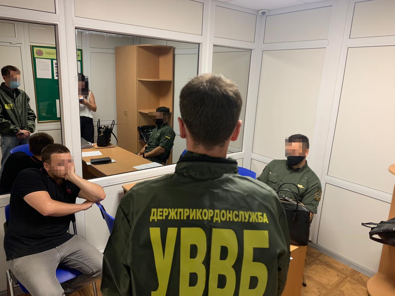 У «Борисполі» українець пропонував хабар за пропуск іноземця через кордон, фото-1