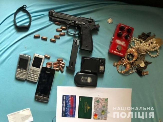 Зв'язували і грабували: на Бориспільщині озброєна банда скоювала напади на держслужбовців , фото-1