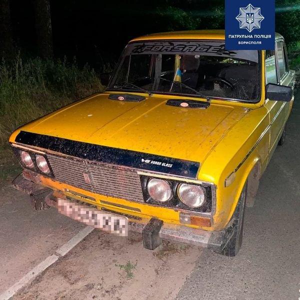 На дорогах Бориспільщині кожного дня виявляють п'яних водіїв, фото-1